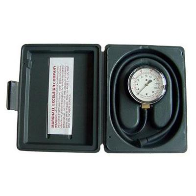 Propane Pressure Tester Gauge - MEC Propane Pressure Tester Kit With 3' Hose & Storage Case