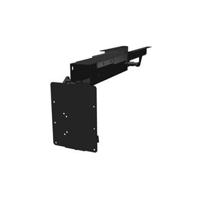 TV Mount - MOR/ryde - Flat Screen Ceiling Bracket - Slides Out, Flips Down And Pivots