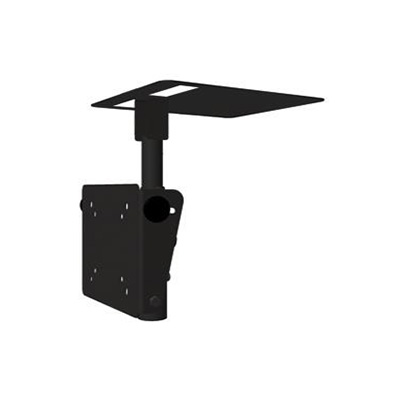 TV Mount - MOR/ryde Flat Screen TV Ceiling Mount Black