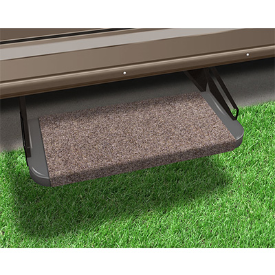 Step Rug - Outrigger Wrap-Around RV Straight Step Rug 18