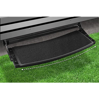 Step Rug - Outrigger Wrap-Around RV Radius Step Rug 22
