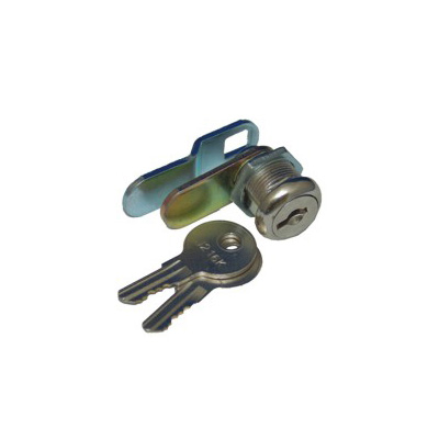 Cam Locks - Prime Products Standard Key Baggage Door Lock Cylinder 1-1/8