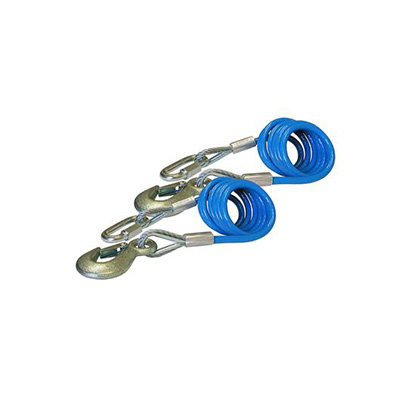Tow Cables - Roadmaster Tow Cables With Snap Lock Hooks 68
