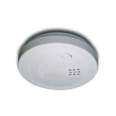 Smoke Detector - Safe-T-Alert Surface Mount Smoke Alarm White