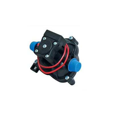 Pump Parts - SHURflo 2088 Series Pump Head With Upper Housing, Valve And Drive Assembly
