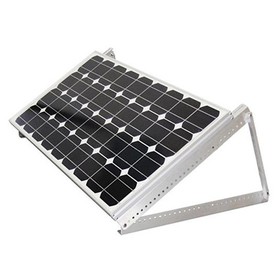 Solar Panel Tilt Mounts - Samlex Solar Aluminum Mounting Brackets 4 Per Pack