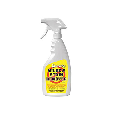 RV Mildew Stain Remover - Star Brite - Spray Bottle - 22 Ounces