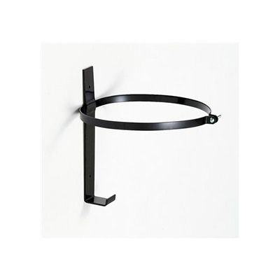 Propane Tank Rack - Stromberg Carlson Single 20-Pound Steel Propane Tank Rack - Black