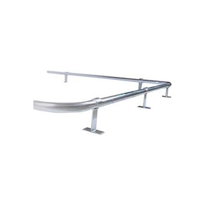 RV Rooftop Rail - Stromberg Carlson Universal-Fit Aluminum Roof Rail