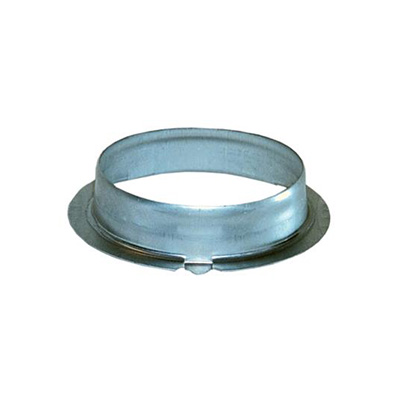 RV Furnace Duct Collar - Suburban - 4 Inches - Steel