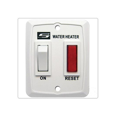 RV Water Heater Power Switch - Suburban - DSI Models - White