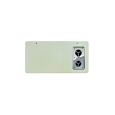 RV Furnace Door - Suburban Exterior Access Furnace Door Colonial White