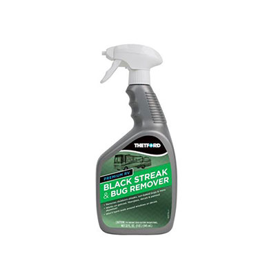 Black Streak And Bug Remover - Thetford Non-Toxic Black Streak And Bug Remover - 32 Ounces