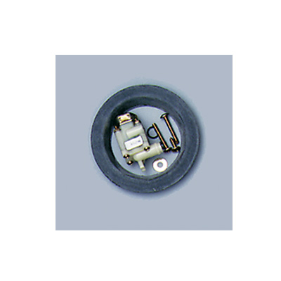 Toilet Valve - Thetford Aqua-Magic III Toilet Water Valve With Flange Seal And Screws