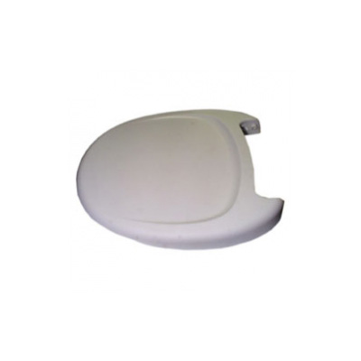RV Toilet Seat - Aqua-Magic V Replacement Toilet Seat With Cover White