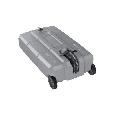 Tote Tanks - SmartTote 2 27G Portable Waste Tank With 2 Wheels
