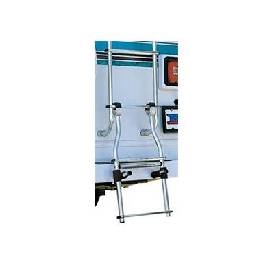 RV Ladder Extension - Topline Manufacturing - Aluminum - 2 Steps