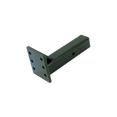 Pintle Hook Mount - Tow Ready 6-Bolt Pintle Hook Shank Plate 12000 Lbs
