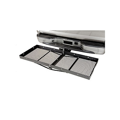Cargo Carrier - Ultra-Fab - Two Inch Receiver - Steel Mesh - 500 Pound Capacity