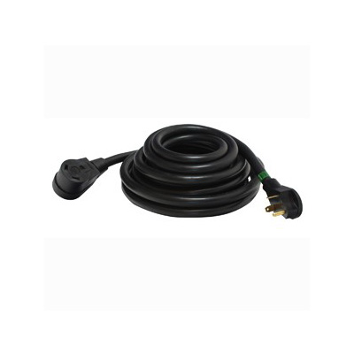 Power Cord - Mighty Cord RV Extension Cord 30A - 50'L