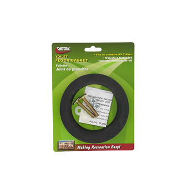 Toilet Floor Seal - Valterra Universal Fit Rubber Toilet Floor Seal
