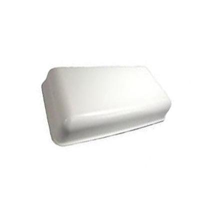 RV Refrigerator Roof Vent Cap - Ventline Medium Steel Refrigerator Roof Vent Cap White