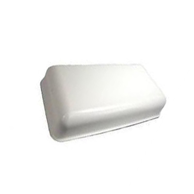 Refrigerator Roof Vent - Ventline Small Metal Refrigerator Roof Vent Cover - White
