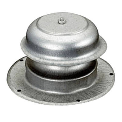 Sewer Vent Cap - Ventline Galvanized Sewer Vent Cap With Round Base