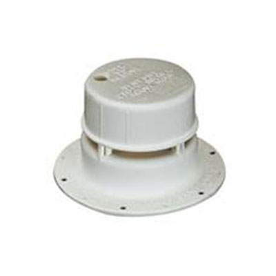Sewer Vent Cap - Ventline Sewer Vent Cap With Removable Cover Polar White