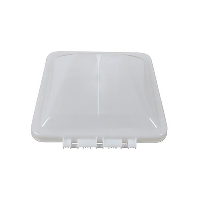 RV Roof Vent Lid - Ventline Roof Vent Lid Fits New Style Ventline & Ventadome White