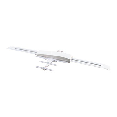 RV TV Antenna Head - Winegard - Sensar IV With Wingman - UHF/VHF - White