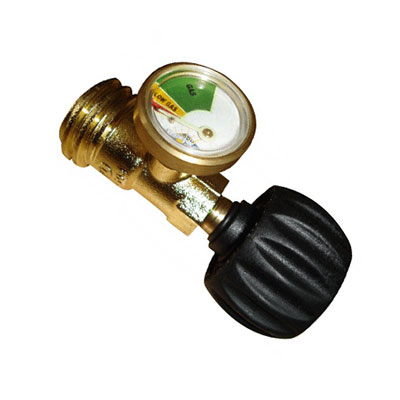 Propane Tank Gauge - YSN Imports Glow-In-The-Dark Propane Tank Gauge