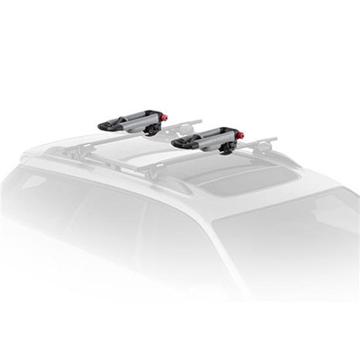 Kayak Carrier - BowDown Universal-Fit Rooftop Rack Kayak Carrier