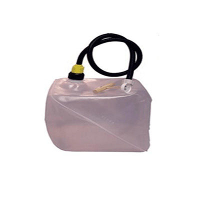 Tote Tanks - Zebra RV 5G Self-Expanding Covered Bucket