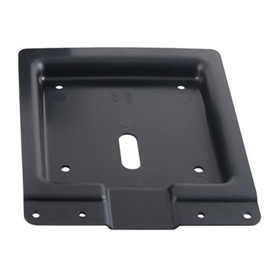 Baggage Door Latch Backing Plate - Fits Bauer & Fastec Slam Latches Black