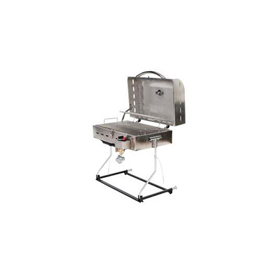 Barbecues - Faulkner Portable Propane BBQ Stainless Steel