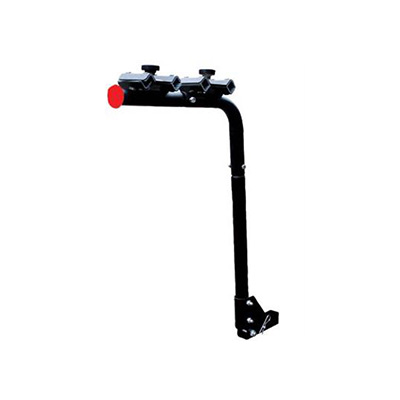"Bike Rack - Husky Towing Hitch Mount Bike Carrier 2"" Receiver 4 Bicycles Max"