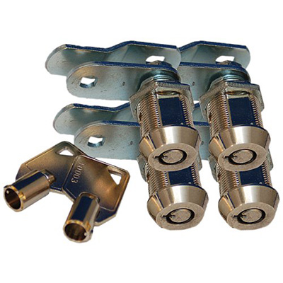 Cam Locks - Prime Products Ace Key Baggage Door Lock Cylinders 1-1/8