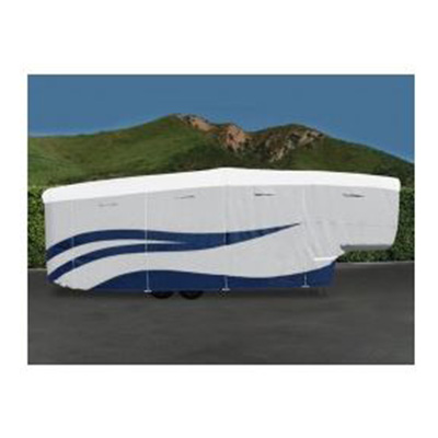 Fifth Wheel Trailer Cover - UV Hydro Designer Series All Season Trailer Cover 31'1