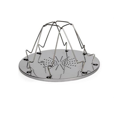 Toaster - Camco 4 Slice Camp Stove Toaster Rack
