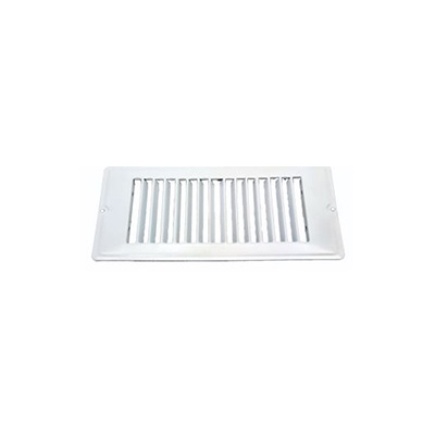 Floor Registers - AP Products Metal Floor Register Without Damper 4