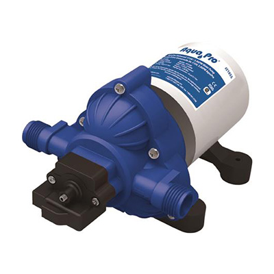 Water Pumps - Aqua Pro - 115V - 3 GPM - Includes Strainer And Fittings