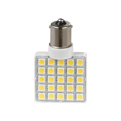 LED Light Bulbs - Green Long Life 1156/1141 Base Bulbs 8-30V Natural White - 1 Per Pack