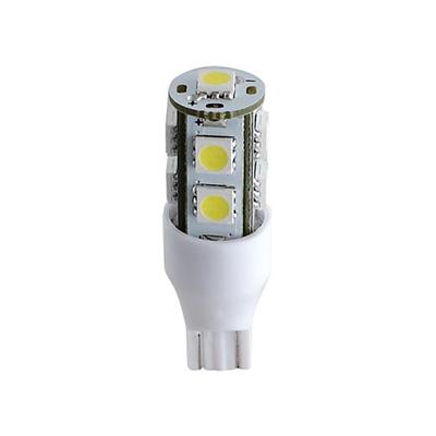 LED Light Bulbs - Green Value 921 Wedge Base Bulb 10-24V Natural White - 2 Per Pack