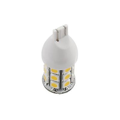LED Light Bulbs - Green Value 921 Wedge Base Bulb 8-30V Natural White - 1 Per Pack