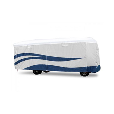 Motorhome Cover - UV Hydro Designer Series Class A Cover With Storage Bag 31'1