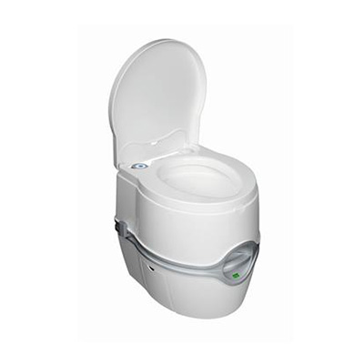 Portable Toilets - Porta Potti 565E Portable Toilet With Electric Flush System
