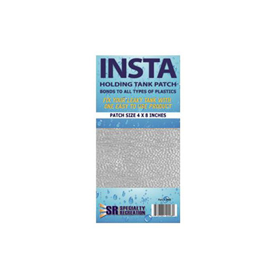 "Repair Patch - INSTA Patch Plastic Repair Patch 8"" x 4"""