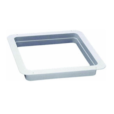 RV Roof Vent Garnish - Heng's Industries Roof Vent Garnish With Radius Corners 4-1/2