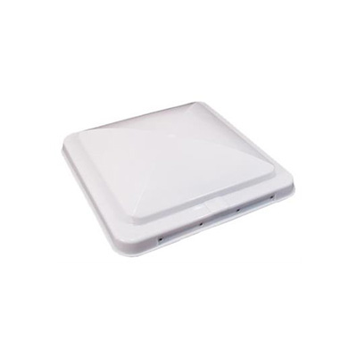 RV Roof Vent Lid - Heng's Industries Roof Vent Lid Fits Elixir & Ventline Vents White
